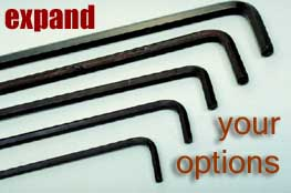 espand your options